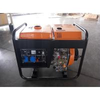 Wholesale AC Single Phase Open Diesel Generator 3KW Max Power , 640*480*530mm from china suppliers