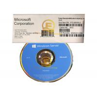 Buy cheap 64 Bit Full Version Windows Server 2016 OEM DVD COA Sticker Server Operating System from wholesalers