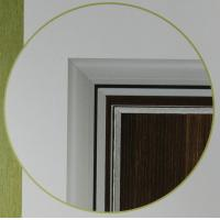 Wholesale Sound Insulation Moth-proofing Recyclable Fire Proof Melamine Plate Ecotypic Doors from china suppliers