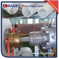 Buy cheap Plastic pipe extruder machine for PERT heating pipe China supplier from wholesalers