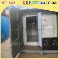 Wholesale -45 To 15 Degree Container Cold Room / 40 20 Refrigerated Container With Imported Compressor from china suppliers