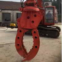Wholesale Customized Automatic Grapple Machine , Automotive Recycling Field from china suppliers