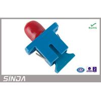 Wholesale High Performance Fiber Optic Adapter Hybrid Attenuator SM / MM from china suppliers