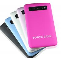 Wholesale Slim 3200mAh Metal Power Bank  With Customized Logo Printing from china suppliers