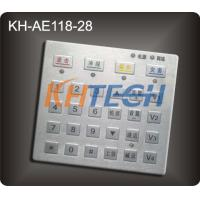 Wholesale Security access control stainless steel keypads from china suppliers