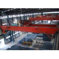 Buy cheap Schneider Electric travelling Double girder ton overhead crane from wholesalers