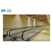 Wholesale Micro Computer Control Airport Moving Walkway Step Width 600 / 800 / 1000mm from china suppliers