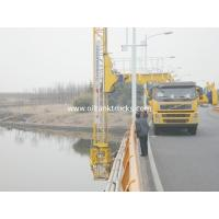 Wholesale High Efficiency 22m  Mobile Bridge Inspection Platform With Hydrostatic Drive VOLVO 8x4 from china suppliers