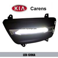 Wholesale KIA Carens DRL LED Daytime Running Light upgrade carbody lights for sale from china suppliers