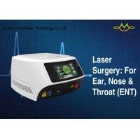 Wholesale Table Top GaAlAs Diode Laser Machine For Multipurpose Diode Technology For ENT Surgical from china suppliers