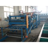 Wholesale EPS Sandwich Panel Roll Forming Machinery , Sheet Metal Roll Forming Machines from china suppliers