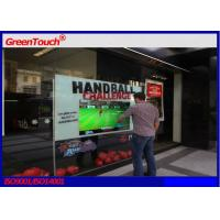 Wholesale Capacitive 65 inch interactive touch foil film for projection glass display from china suppliers