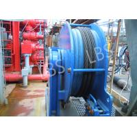 Wholesale Stainless Steel / Carbon Steel Offshore Winch Small Size Manual Driven from china suppliers
