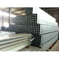 Wholesale Q235B A36 Hollow Painted Square Steel Tubes / Pipes Abrasion Resistant S275J2H from china suppliers
