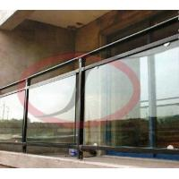 Wholesale High Quality Steel Combination Glass Fences China Supplier from china suppliers
