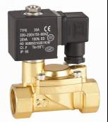 "Quality Automotive 3/8""Solenoid Valve Electric Water Valve Pilot Operated DFD Series for sale"