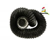 Wholesale Heat Resistant Ventilation Flexible Ducting PVC Aluminum Laminated With Polyester from china suppliers