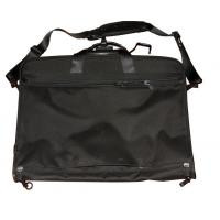 Wholesale Black 1200D Oxford Fabric Men's Suit Garment Bags With Pockets For Shoulder Strap from china suppliers