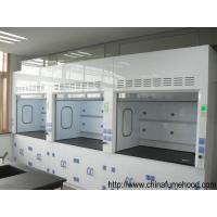 Wholesale Fiber Reinforced Plastic Fume Hood Laboratory Equipment Polymer Resin Lining / Baffles from china suppliers