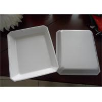 Wholesale Modern Design PS Foam Tray Sushi Box Oblong Shape For Supermarket Packaging from china suppliers
