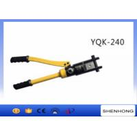Wholesale Manual Hydraulic Cable Lug Crimping Tool, hydraulic press tool Up to 240mm2 from china suppliers