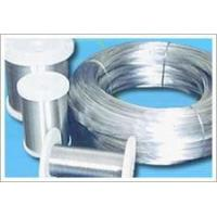 Buy cheap Galvanized wire from wholesalers
