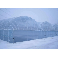 Wholesale 8m Tunnel 150 Micron 200 Micron Plastic Film Greenhouse from china suppliers