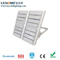Wholesale IP66 High power LED Flood light 1000W with 160Lm/w high efficiency for Stadium lighting fixture. from china suppliers