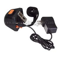Wholesale Black Industrial LED Lights , Coal mining cap lights Brightness from china suppliers