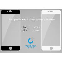 Wholesale Nano Coating iPhone Tempered Glass Screen Protector ,  Privacy iPhone 6 Screen Guard from china suppliers