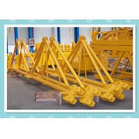 Wholesale Potain Tower Crane Mast Section , High Standard Mast Section from china suppliers