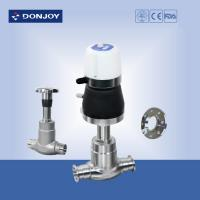 Wholesale DN10 - DN100 Pneumatic Globe Control Valve With Valve Controller / Positioner from china suppliers