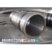 Wholesale ASTM Large Diameter Steel Tube Forging Customized For Cast Gear Ring from china suppliers