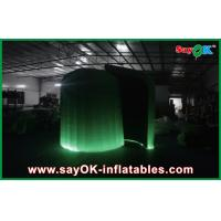 Wholesale Color Change Waterproof Inflatable Trade Show Booth Dome With Led from china suppliers