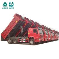 Wholesale China 18 cubic meters 30 ton 10 tires howo tipper truck for sale from china suppliers