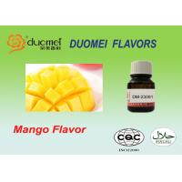 Wholesale Ripe Mango Food Flavouring Mango Essence Flavoring 0.05% - 0.15% Dosage from china suppliers