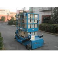 Wholesale 14 M Aluminum Alloy One Man Lift Multi Mast With 200 kg Load Capacity from china suppliers