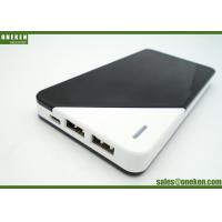 Buy cheap Ultra Slim Portable Cell Phone Charger 10000mAh Mobile Phone Battery Charger from wholesalers