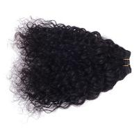 Wholesale Best Price Virgin unprocessed curly Human Hair Weaving from china suppliers