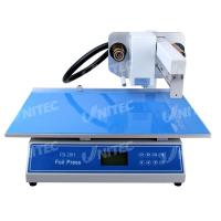 Buy cheap 20mm - 50mm / Second Hot Foil Stamp Machine , Digital Heat Stamping Machine from wholesalers