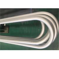 Wholesale ASTM B444 Gr.2 INCONEL 625 Seamless U Bend Tube N06625 100% UT & ET & HT  For Heat Exchanger Boiler from china suppliers