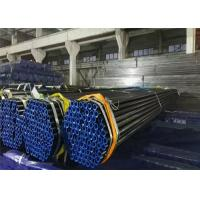 Wholesale 2 4 Inch Heavy ERW Metal Steel Pipe / Seamless Steel Pipe OD 12-400mm from china suppliers