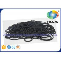 Wholesale High Tensile Strength Control Valve Seal Kit With PTFE / VMQ Materials from china suppliers