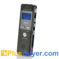 Wholesale Digital Voice Recorder for Telephone & FM Radio Recording - 4GB from china suppliers