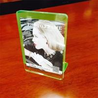 Wholesale Christmas gift new style acrylic magnetic photo frame from china suppliers