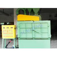 Wholesale Track Bead Shot Blasting Machine For Metal Castings Surface Sand Removing from china suppliers