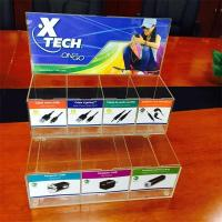 Wholesale clear acrylic phone charger cables counter holder rack for car from china suppliers