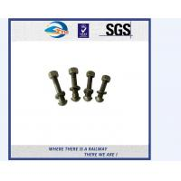 Wholesale Stainless Steel / Carbon Steel Railway Bolt Hardware And Fasteners ASTM F1852 from china suppliers