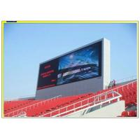 Quality SMD DIP RGB 3IN1 Full Color LED Display , Fixed Module Installation Digital Video Display Devices for sale