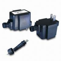 Buy cheap Waterproof Adapter with 3.0 to 240V AC output Voltage and 100 to 2,000mA Output Current from wholesalers